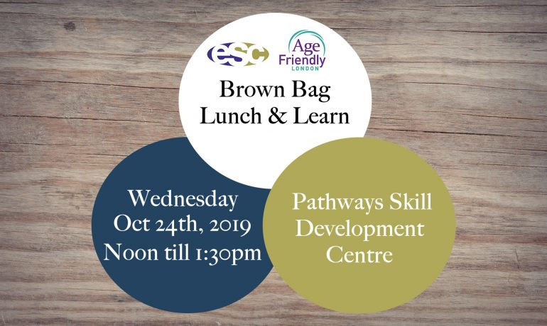 October Brown Bag Lunch and Learn